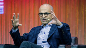 Microsoft Names Satya Nadella As Next CEO