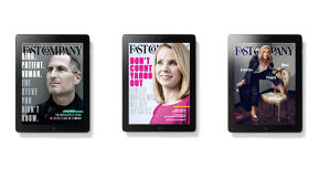 Read Fast Company Magazine On Your iPad