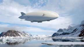 Hybrid Blimps Could Soon Take To The Skies