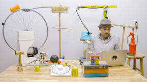 What Rube Goldberg Machines Can Teach You About Creativity And Productivity