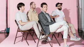 """We Don't Try To Top Ourselves"": OK Go's High-Wire Act Of Creative Control & Commerce"