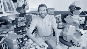 The Untold Story of Atari Founder Nolan Bushnell's Visionary 1980s Tech Incubator