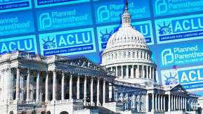 All Those Donations Are Giving The ACLU And Planned Parenthood Room To Experiment