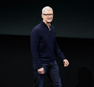 What Tim Cook Said About Putting Touch Screens On Laptops In 2013