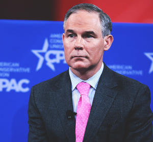 Read The Emails That New EPA Chief Scott Pruitt Tried To Withhold From The Public Prior To His Nomination