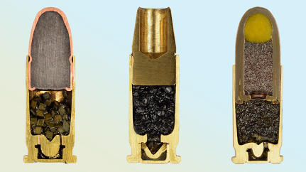 The Surprisingly Beautiful Insides Of Deadly Bullets