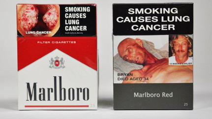 Smokers Are Addicted To The Branding Of Their Cigarettes