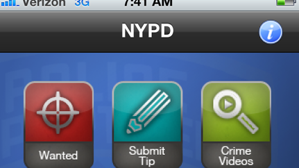 New NYPD App Will Help You Fight Crime (And Make You Afraid Of The Subway)