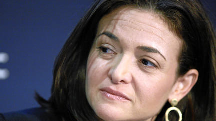 Facebook's COO Sheryl Sandberg Talks Targeting, Teens, and Privacy at D11