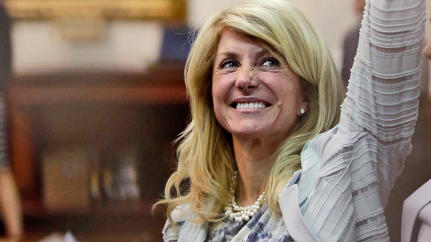 What Wendy Davis's Dramatic Filibuster Teaches Us About Tenacious Leadership
