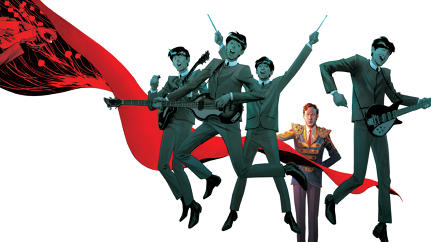 Tragic Comic: The Graphic Story Of The Fifth Beatle, Brian Epstein