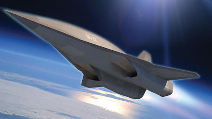 Meet SR-72, The Most Astonishing Airplane You'll Ever See