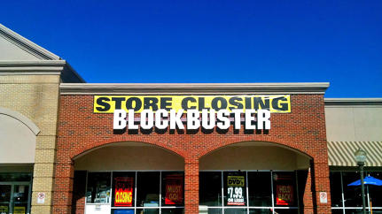 Blockbuster's Closing: Now Would Be A Good Time To Return Your Overdue DVDs