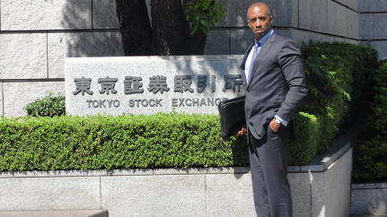 Shawn Baldwin discusses the Rise of the Japanese Stock Market