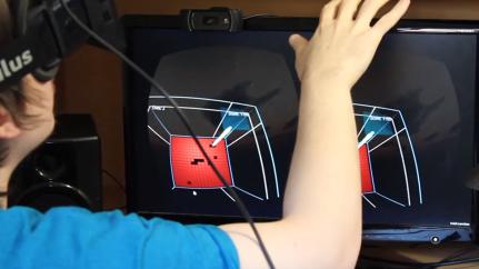 Using Leap Motion And Oculus Rift, This Game Tries To Correct Lazy Eye