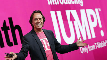 "Being The ""Uncarrier"" Is Hard: T-Mobile Records $20 Million In Losses For Q4"