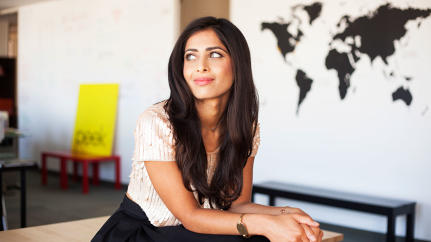 Ruzwana Bashir on redefining the travel experience