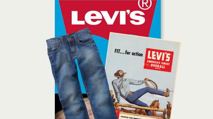The History Of Levi's Advertising In Three Minutes