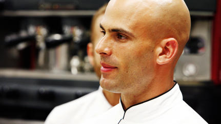 Obamas' Personal Chef, Healthy Eating Advocate Sam Kass, Leaves White House