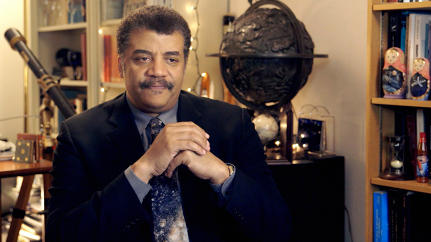 Neil deGrasse Tyson Stomps The Notion Of Left Vs. Right Brain, Salutes Jon Stewart, And Explains The Soul Of Creativity