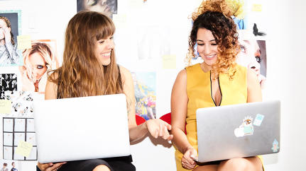 "EXCLUSIVE: The Women Behind The New Bustle On Reinventing ""Women's Media"""