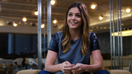 "Emmy Winner Katie Nolan Explains What Makes Her Sports Show ""Garbage Time"" So Special"