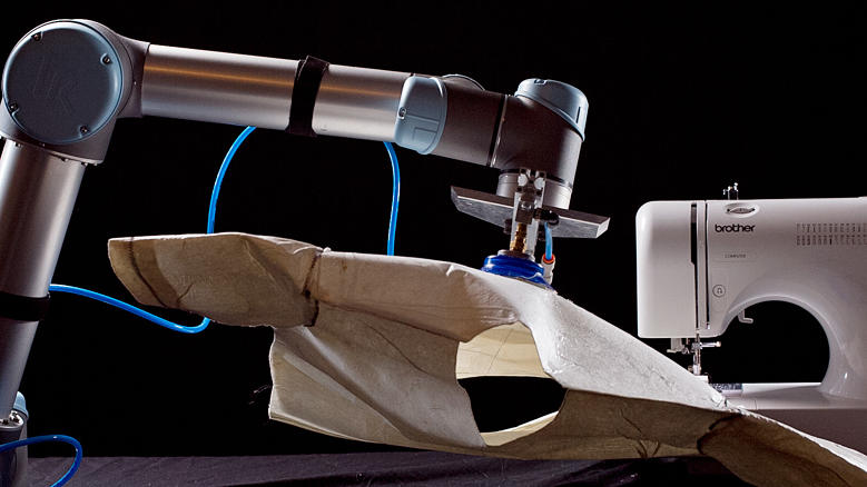 Is This Sewing Robot The Future Of Fashion?