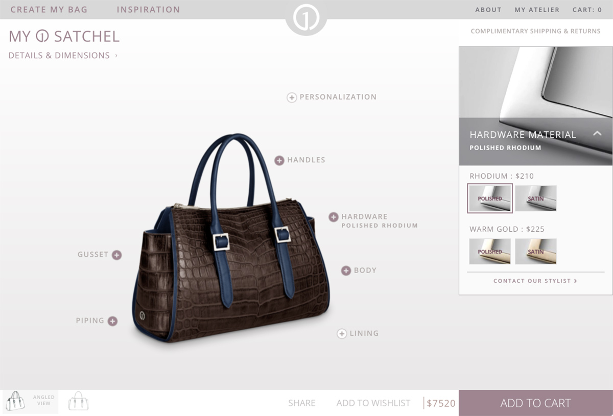 39afd0a77463 The Luxury Bag Brand That s Reinventing Made-To-Order -